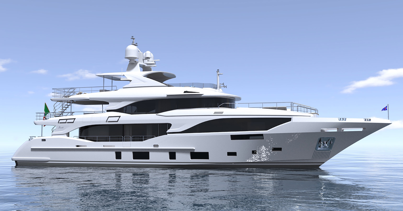 Two new yachts and delivery from Benetti