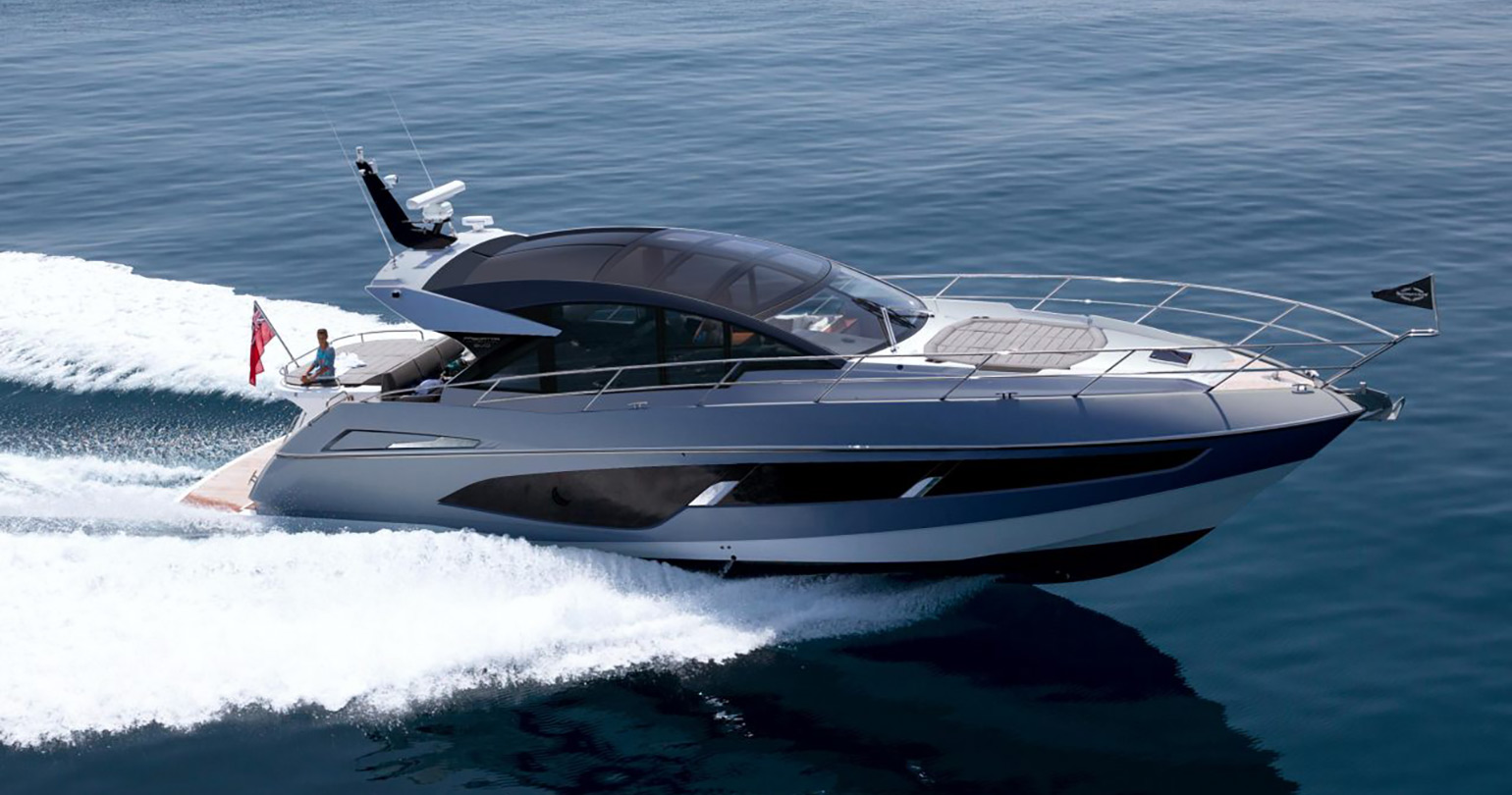 New models by Sunseeker at the autumn boat shows