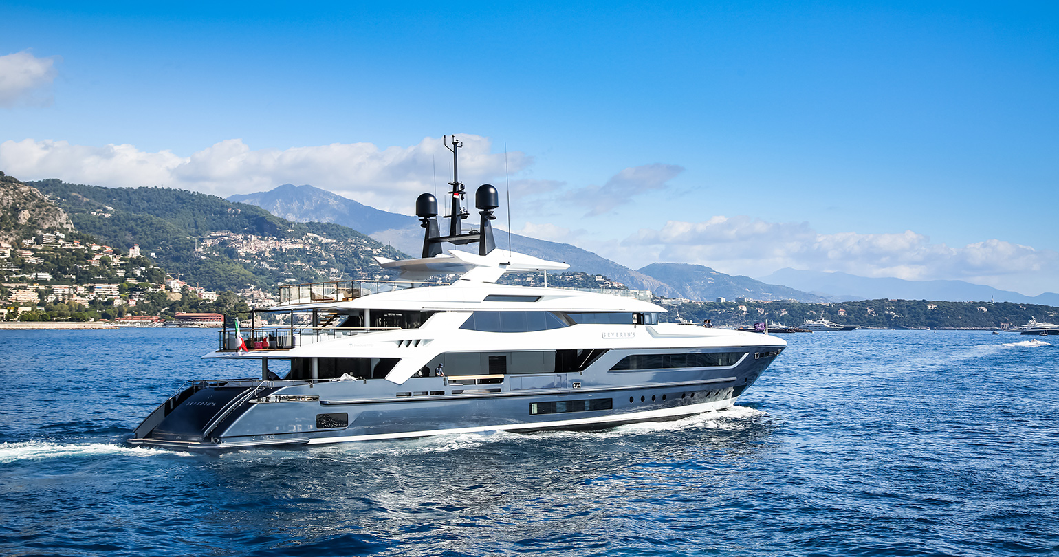 Severin*S — New And Extraordinary Baglietto Yacht