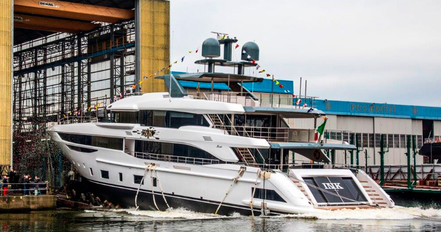The First Benetti Diamond 145 Project Launched
